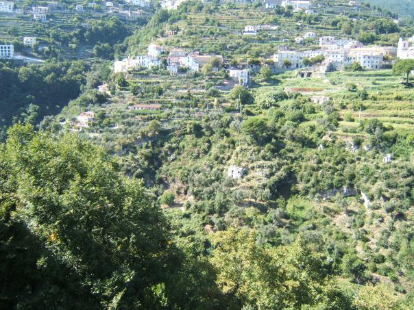The Hills Around Ravello