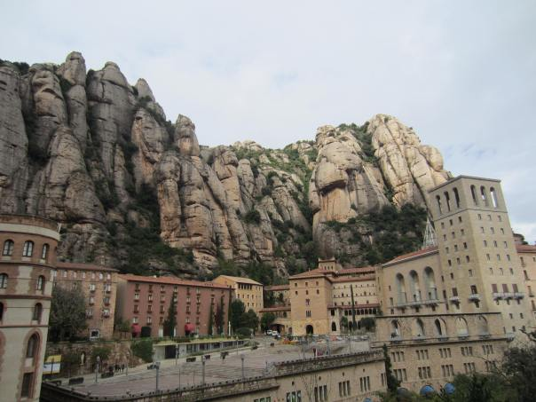 Montserrat From The Townsite