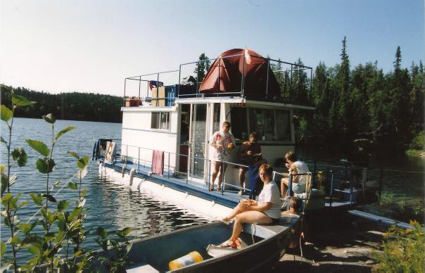 The Houseboat