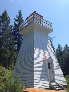 Pilot Bay Lighthouse
